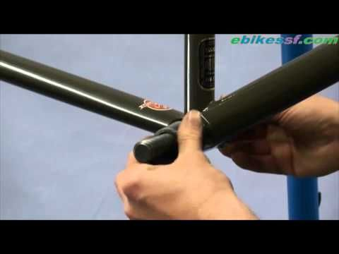 Schlumpf High Speed Drive installation - YouTube