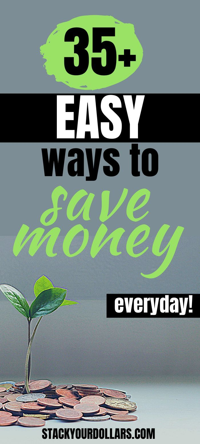 Over 35 easy ways to to save money around the home everyday! These frugal living tips for beginners will help you learn how to budget your money and stick to it! #StackYourDollars
