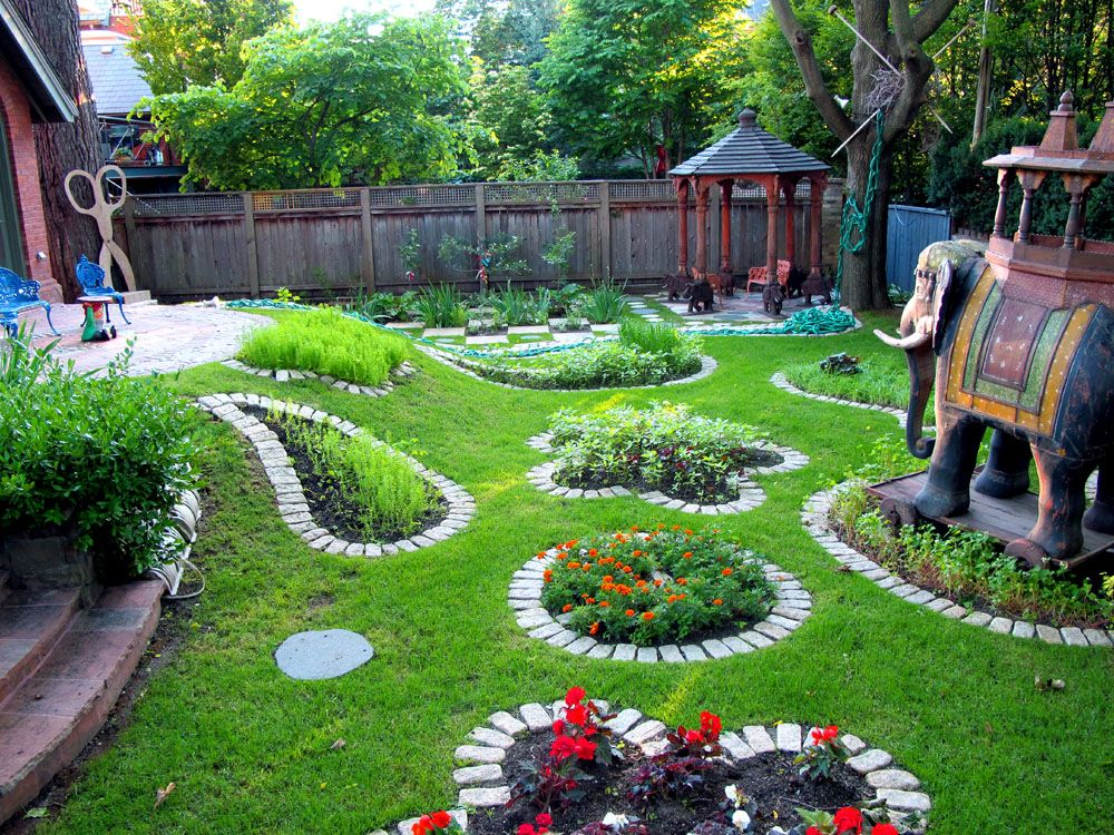 Backyard Gardens josaelcom