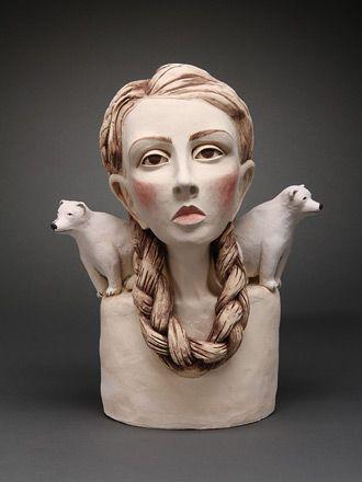 Crystal Morey Beautiful Sculptures Figurative Sculpture Small Sculptures Sculpture Art