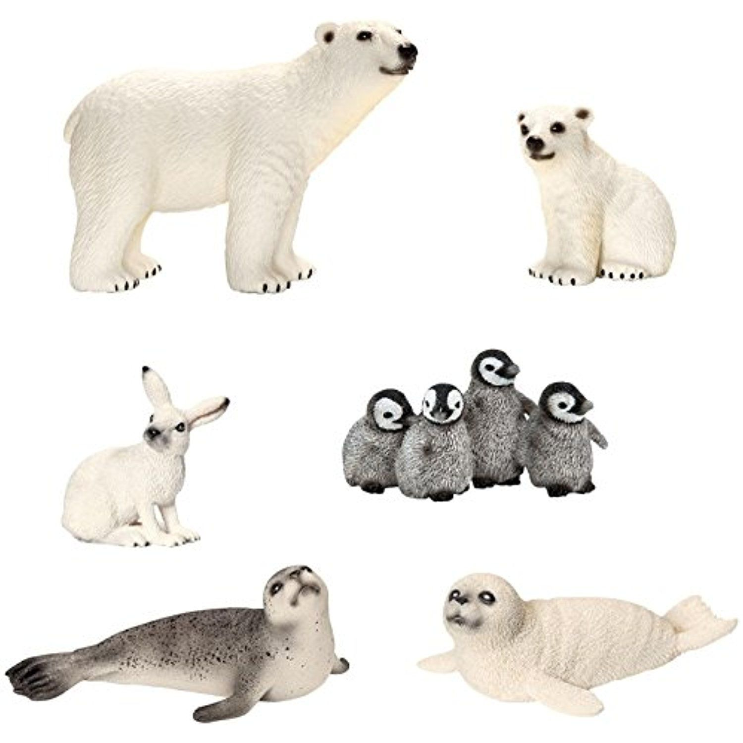 Schleich World of Nature Arctic Animals Find out more