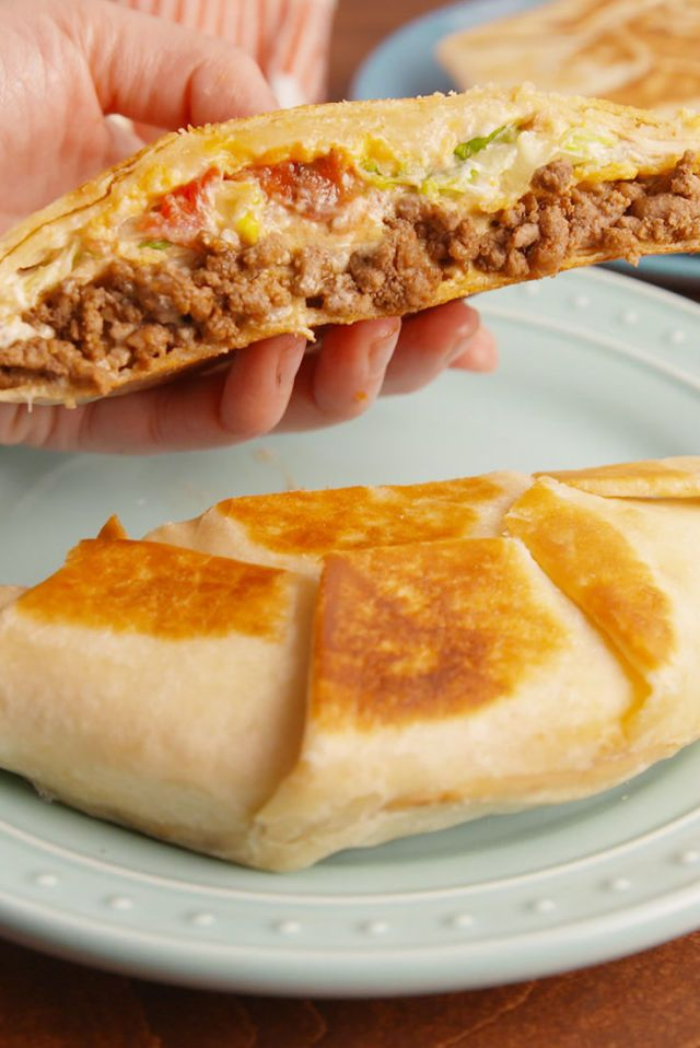 This Is How To Make A Legit Crunchwrap Supreme At