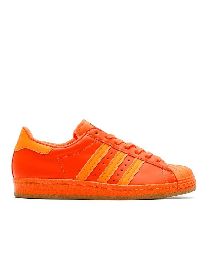 '80 Riflettente Superstar Adidas arancione anni Nite Originals 6ng6xwqC
