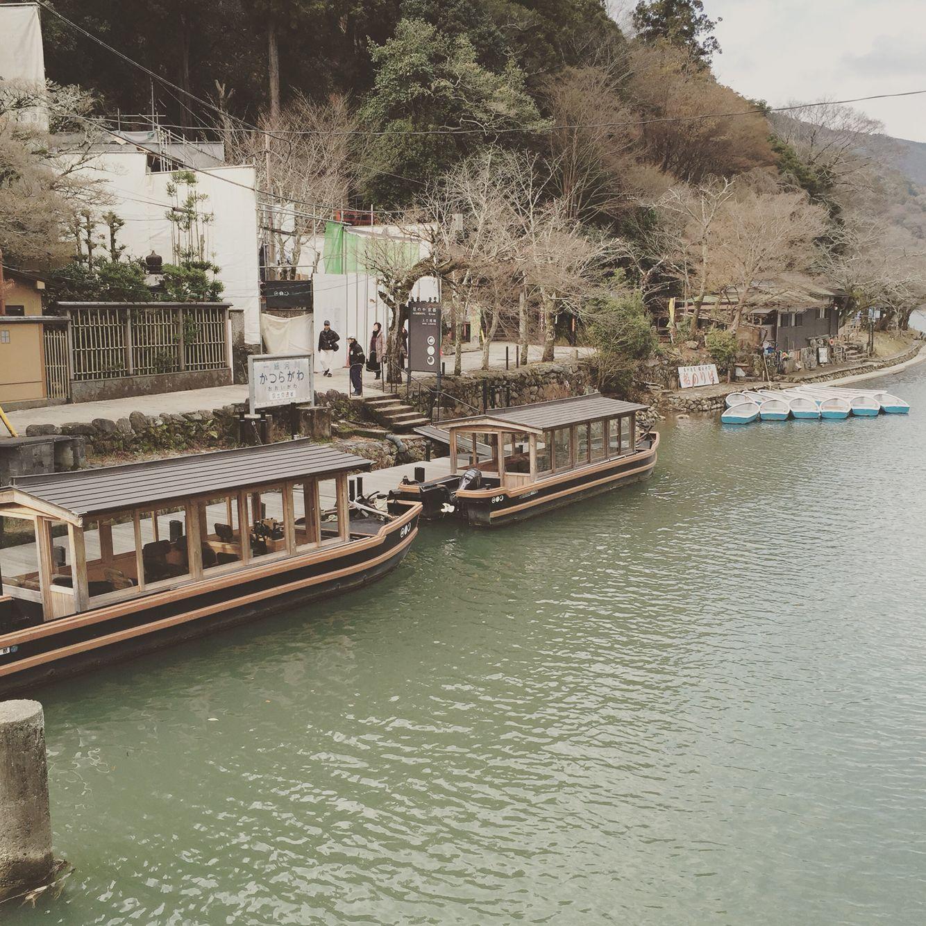 Togetsukyo Bridge, Arashiyama, Japan Don't forget to do the boat ride!