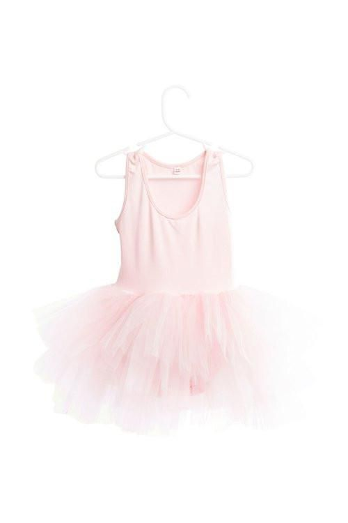 New Mini Boden Tiered Tulle Tutu Party Skirt 2-10 years pink grey