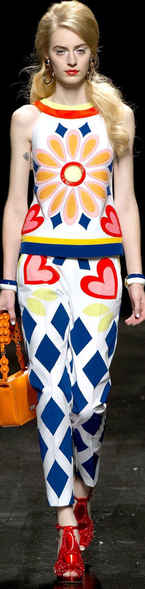 Moschino Couture | Inna Erten