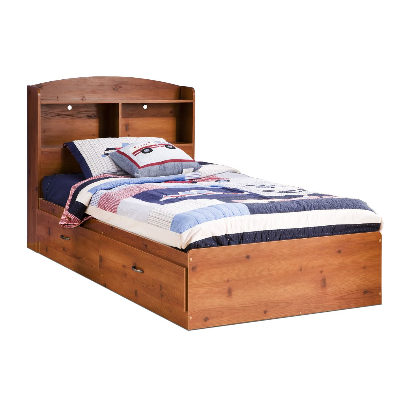 South Shore Furniture Logik Mates Bed with Bookcase Headboard   Lowe s  CanadaSouth Shore Furniture Logik Mates Bed with Bookcase Headboard  . Pine Bedroom Sets Canada. Home Design Ideas