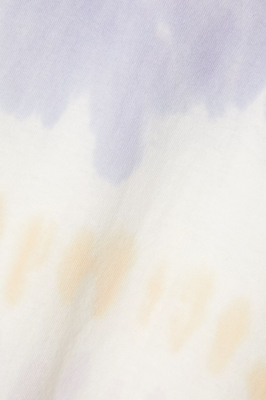 Oversized tie-dyed cotton-jersey T-shirt
