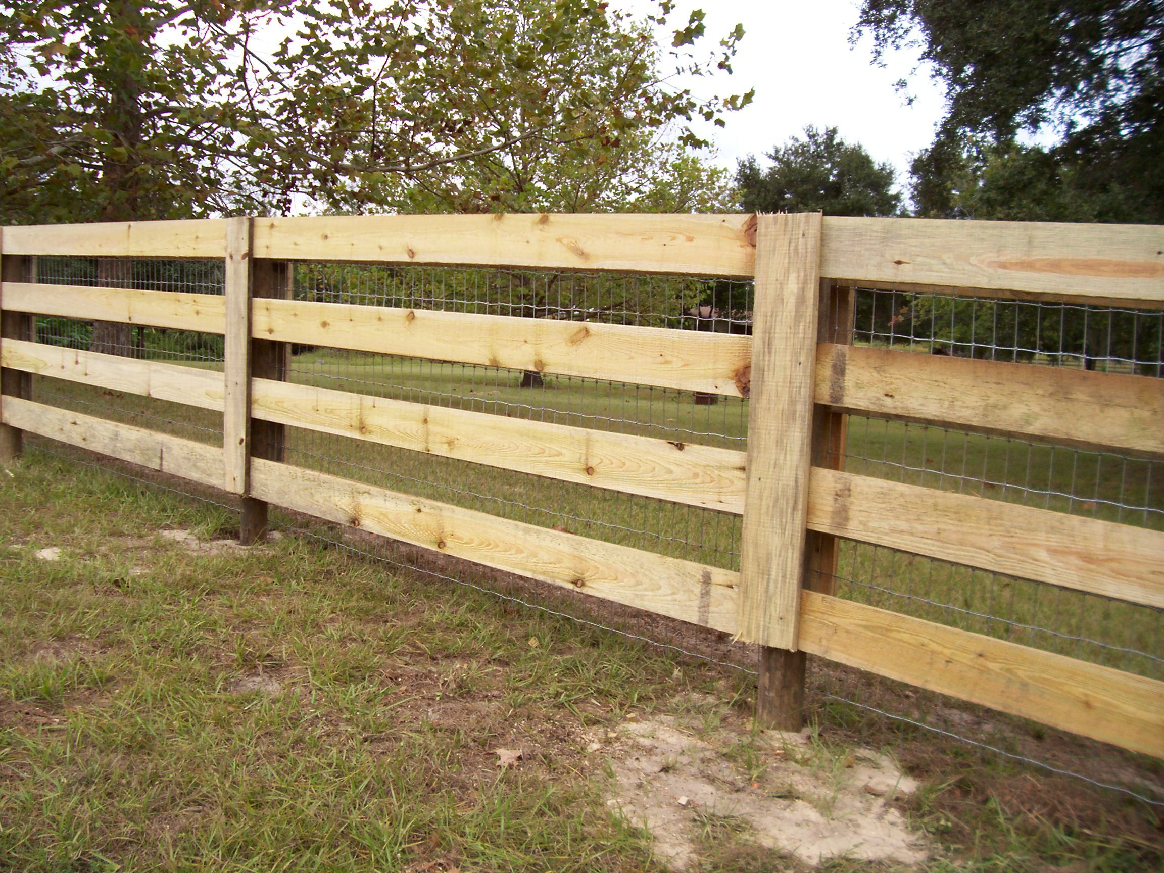 Country Fence With Post And Wire Google Search Country Fences Fence Fence Boards