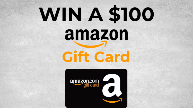 Enter To Win A Free 100 Amazon Gift Card Wealthy Nickel Amazon Gift Cards Amazon Gifts Gift Card Generator