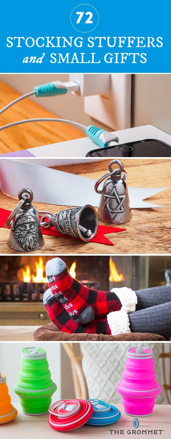 Discover the best stocking stuffers. There\'s zero chance of ...