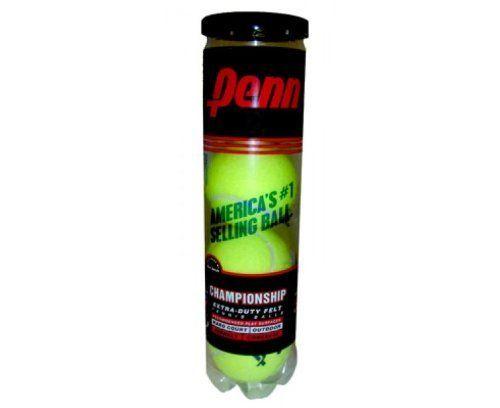Penn Championship Tennis Balls 1 Dozen By Penn 29 40 The Penn