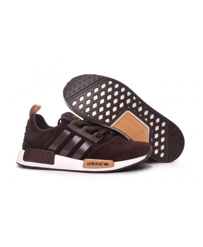 Adidas NMD Burgundy Suede The Collection Miami Full of fantasy colors and  beautiful colors of the