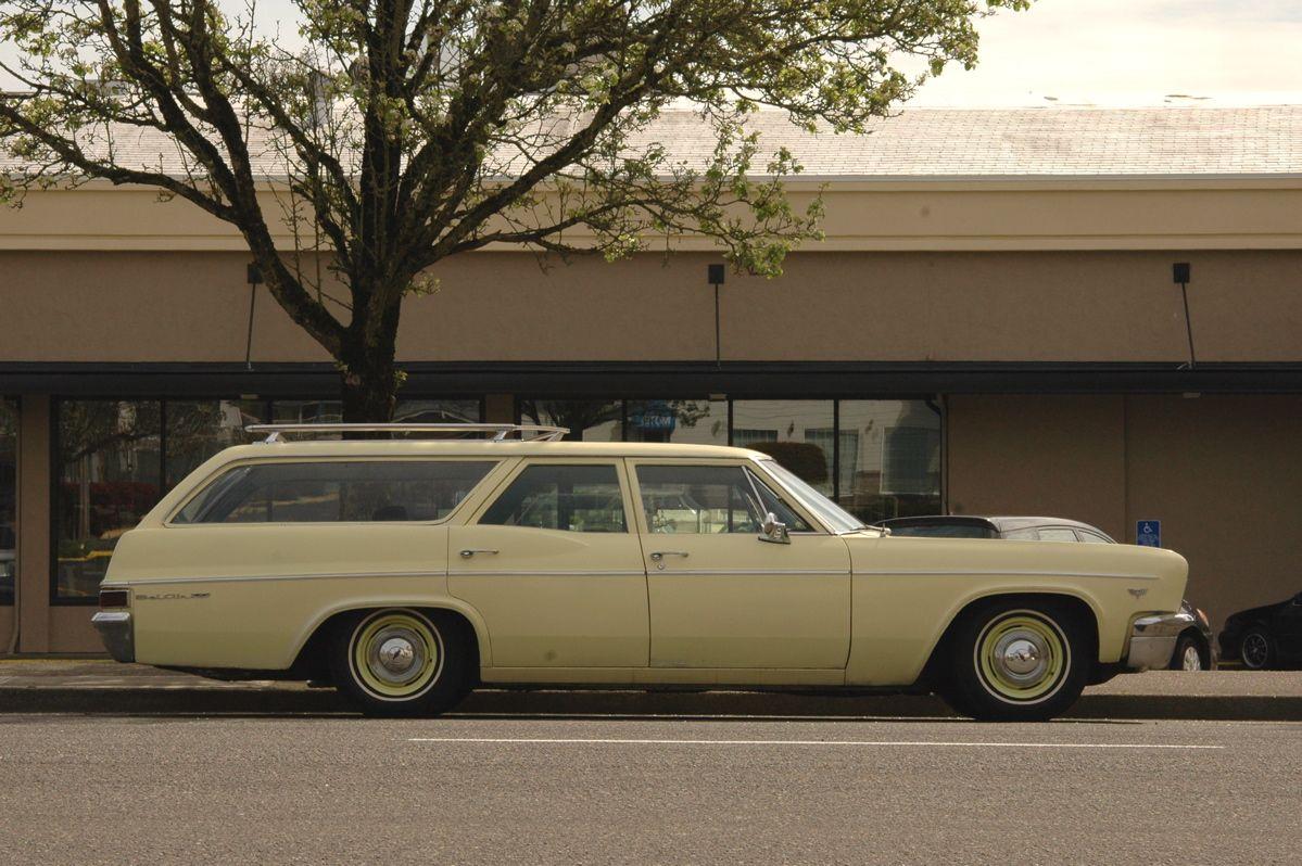 1966 Chevrolet Chevy Bel Air Station Wagon 03 Chevrolet Bel