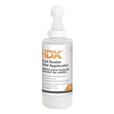 Hdx 12 Oz Grout Sealer Applicator Roller Bottle 10279x