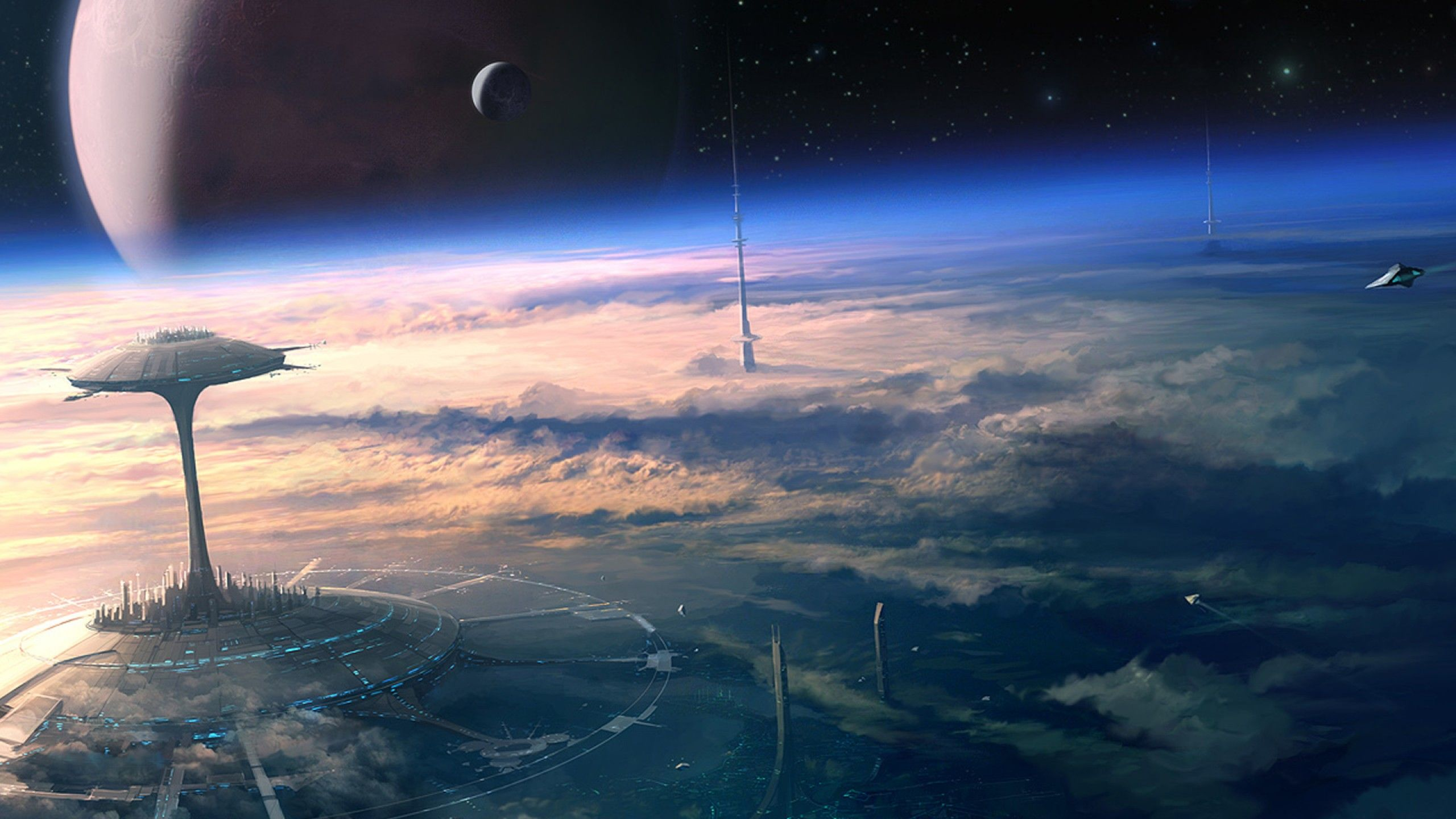 Fantasy Sci Fi Wallpaper for PC Full HD Pictures feelgrafix