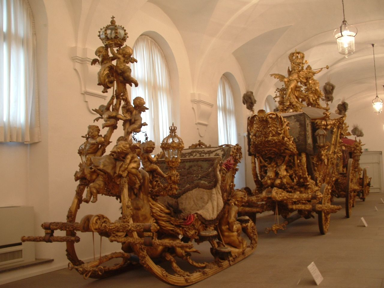 Sleighs Of King Ludwig Ii Http Www Mcdonogh Org German Summer07 11 20june 2026 20 20munich 20 20day 202 17 20s Neuschwanstein Castle Germany Castles Sleigh