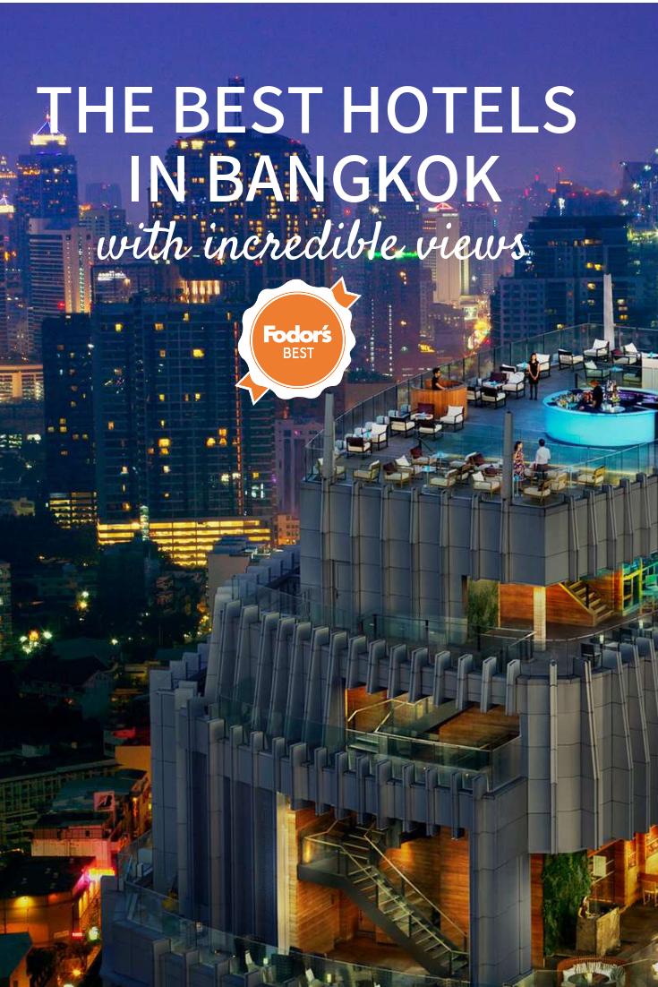Thailand Bangkok Views Hotel Travel In 2018 Pinterest