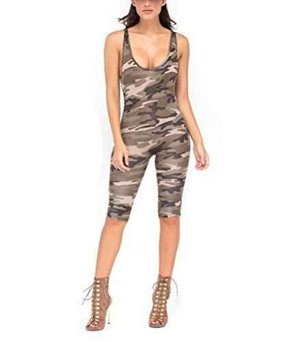 c113a65310914 Jumpsuits For Women · Camouflage Jumpsuit · Jumpsuit Collection from Amazon  -- Click image for more details.(It is Amazon