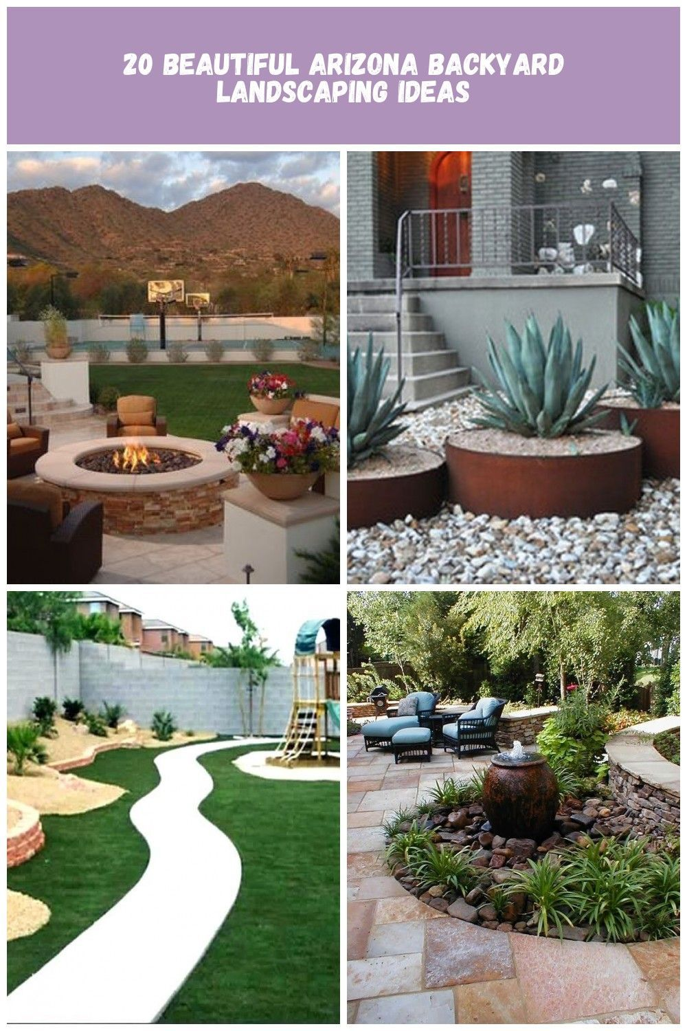 Diy Arizona Backyard Ideas
