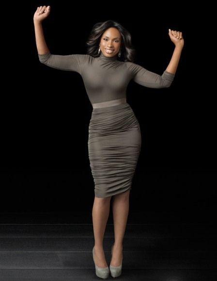 Jennifer Hudsons Weight Watcher ad