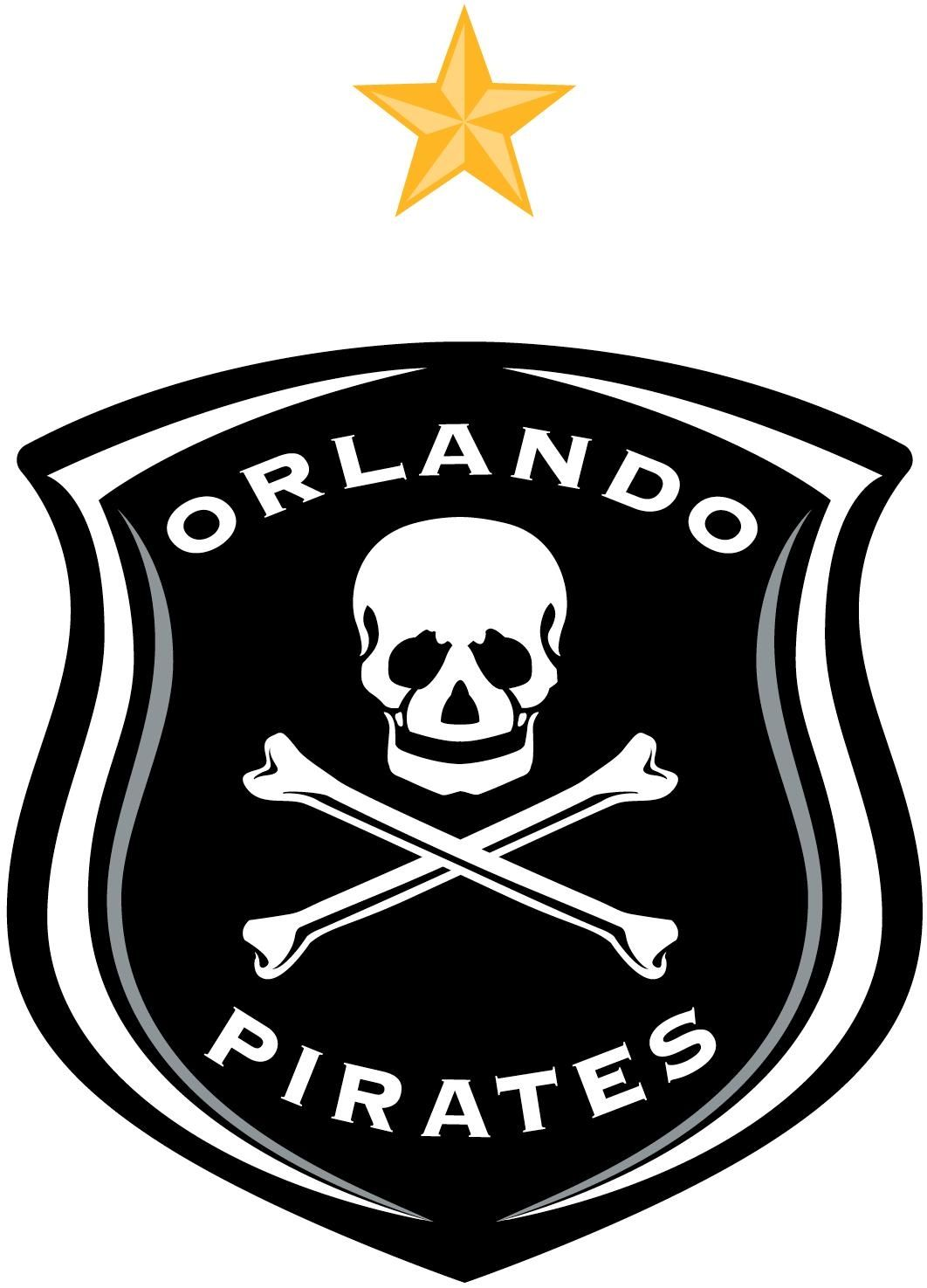 Orlando Pirates Soccer Logo Football Team Logos Pirates