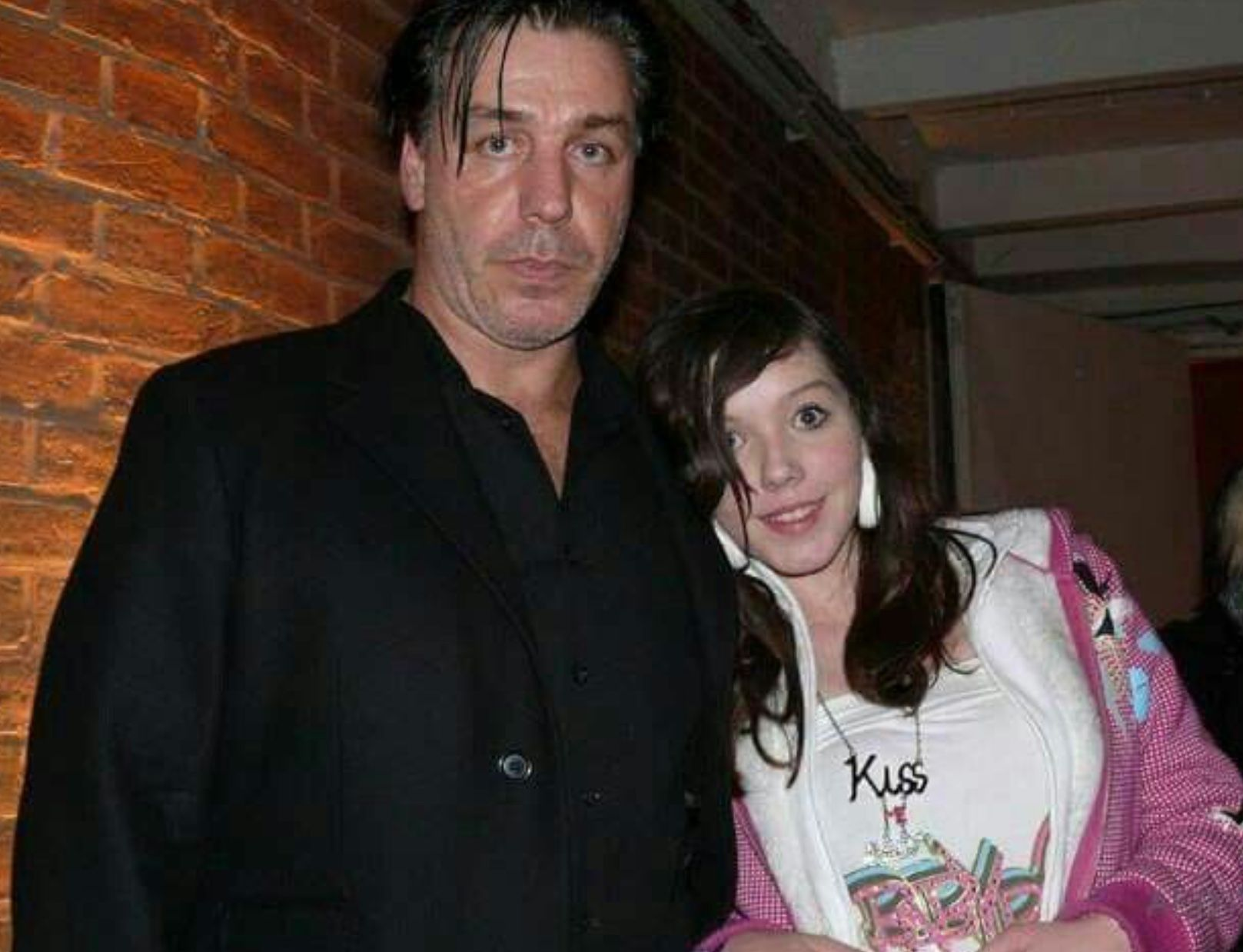 Till and one of his daughters | Till lindemann, Mtv, Deichkind