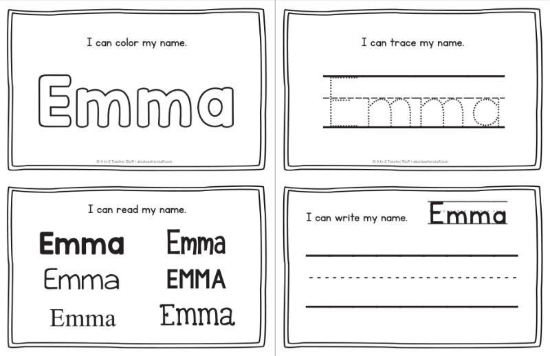 Make your own printable handwriting worksheets   A to Z ...