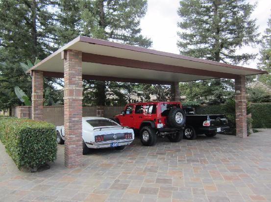 Related image (With images) | Carport designs, Building a ...
