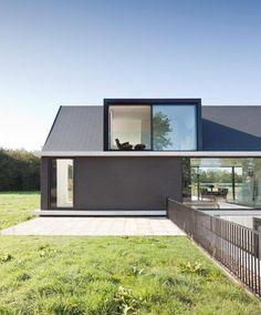 Afbeeldingsresultaat Voor Dachgaube Facade Structure Modern