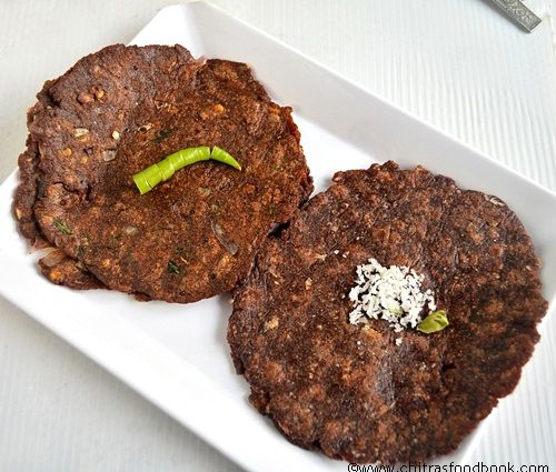 Sweet and spicy versions recipe spicy recipes indian food soft ragi rotiragi adaisweetspicyreciperagi recipes forumfinder Images