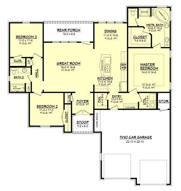 14 Unique 1000 Sq Ft House Plans 2 Bedroom Indian Style 14 Unique 1000 Sq Ft House Plans 2 Bedroom Indian Style