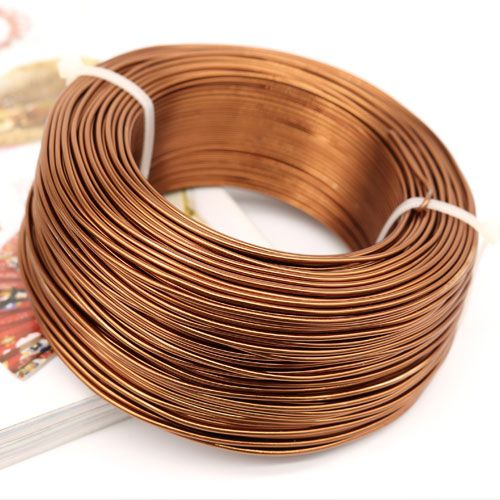 aluminum jewelry wire aluminum wire for jewelrym aluminum wire for