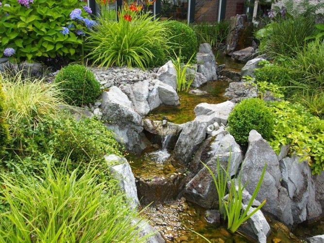 Wasserlauf Erfurth´s Bergfried | garten | Pinterest | Wasserlauf ...