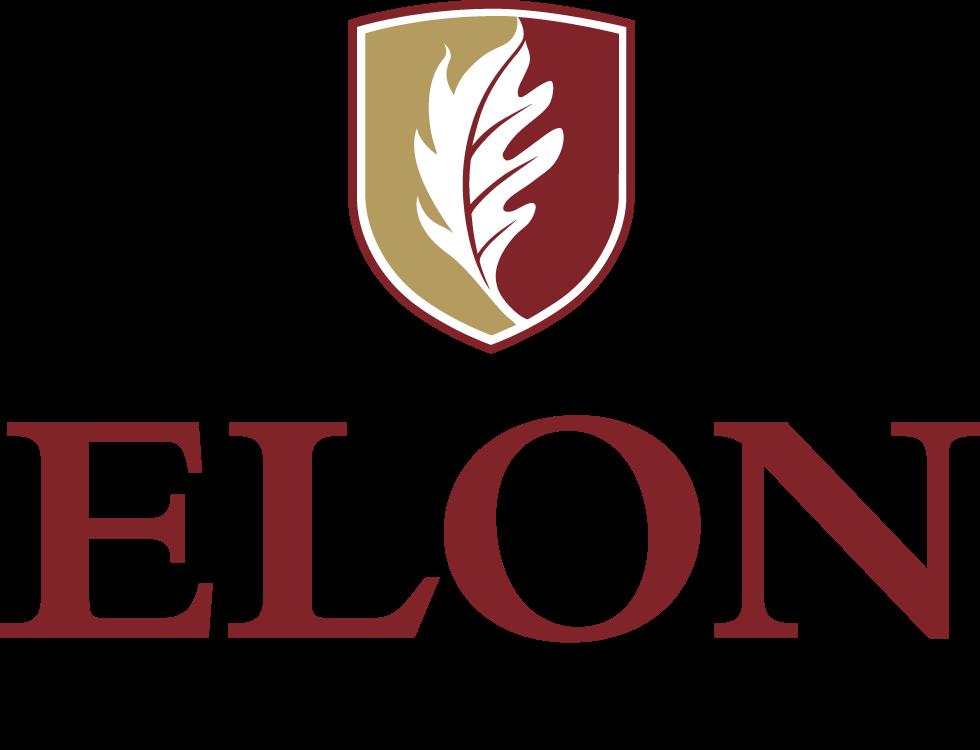 Elon University Elon University College Interest University Logo