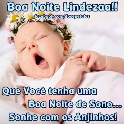 Boa Noite Boa Noite Infantil Boa Noite Bebe Msg De Boa Noite
