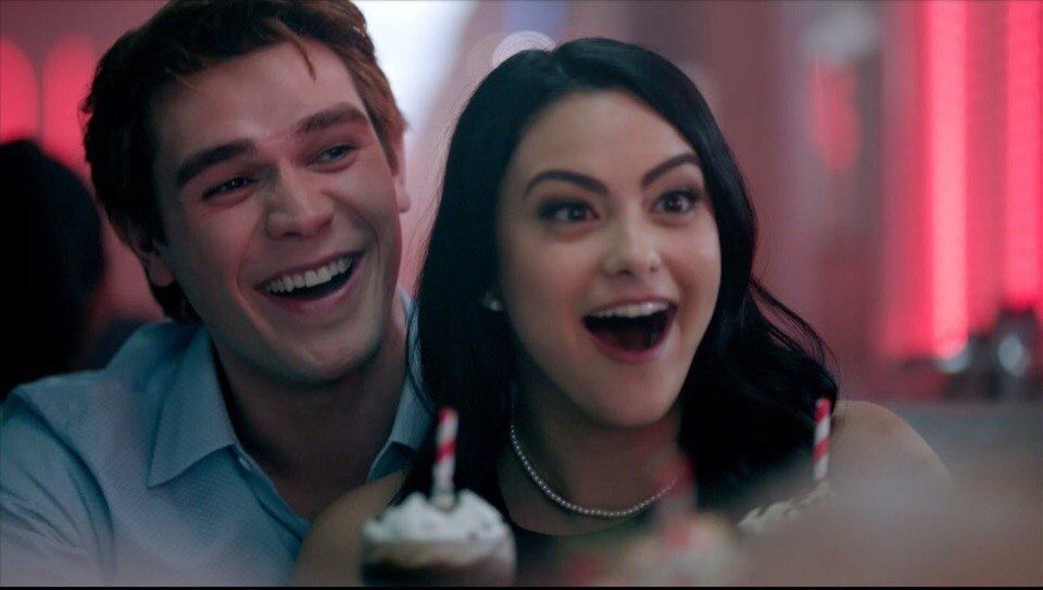 Archie and Veronica #archie #veronica #love | Riverdale veronica,  Riverdale, Riverdale archie and veronica
