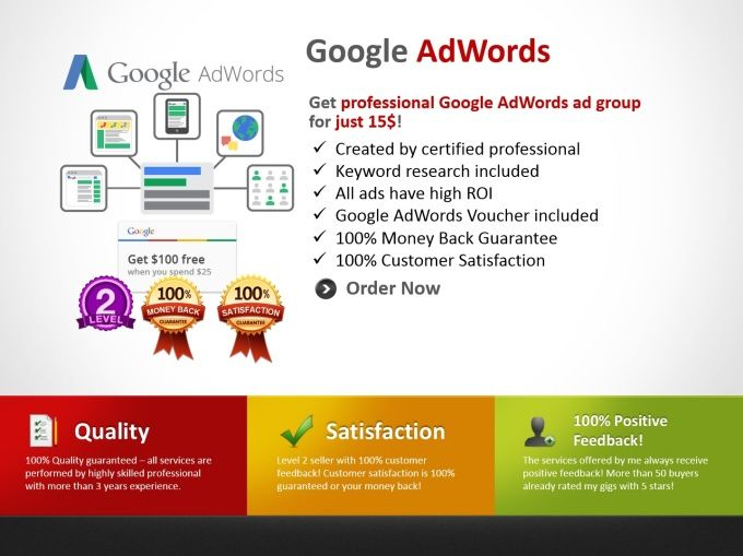Wursti I Will Create Optimized Google Adwords Ad Group And Give You Voucher For 5 On Www Fiverr Com Adwords Google Adwords Digital Marketing