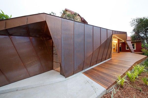 Award Winning Homes Architecture House Cladding Architecture Exterior