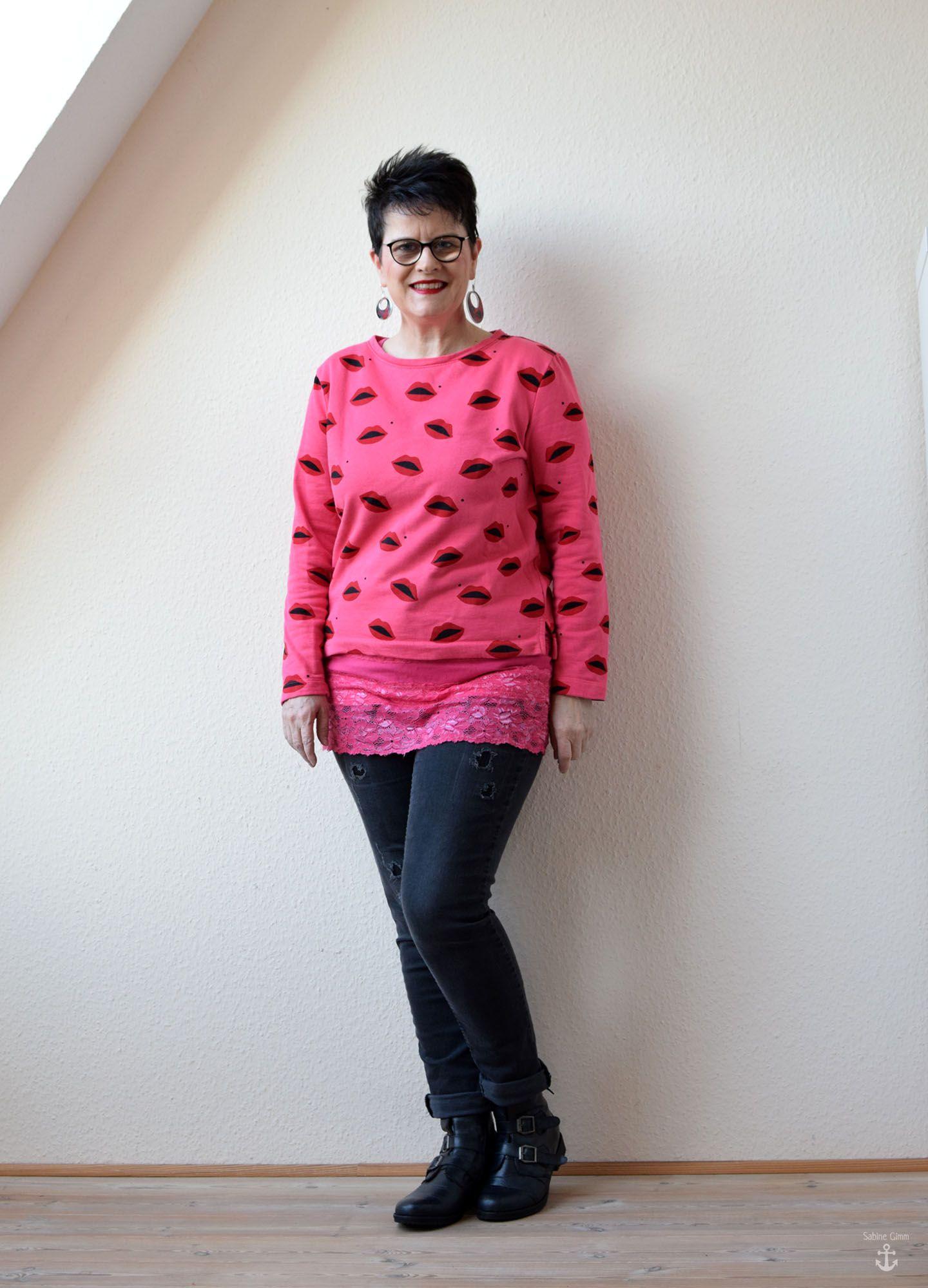 97c455203ed549 ... Sabine Gimm - Bling-Bling over 50. Flamingo Pink - die Alternative zu  Living Coral