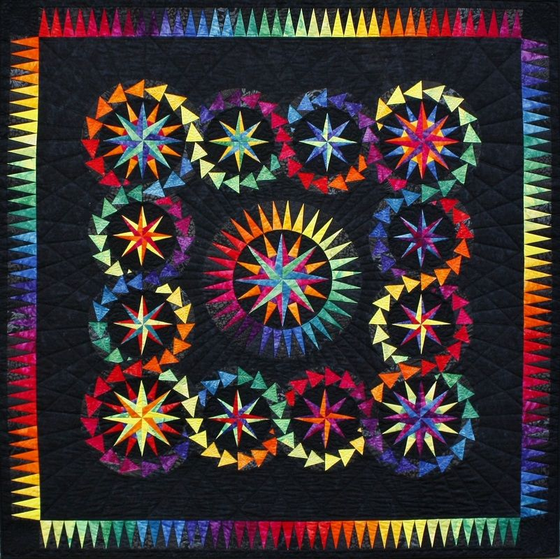 Flying Geese Quilts The Rainbow Collection Becolourful