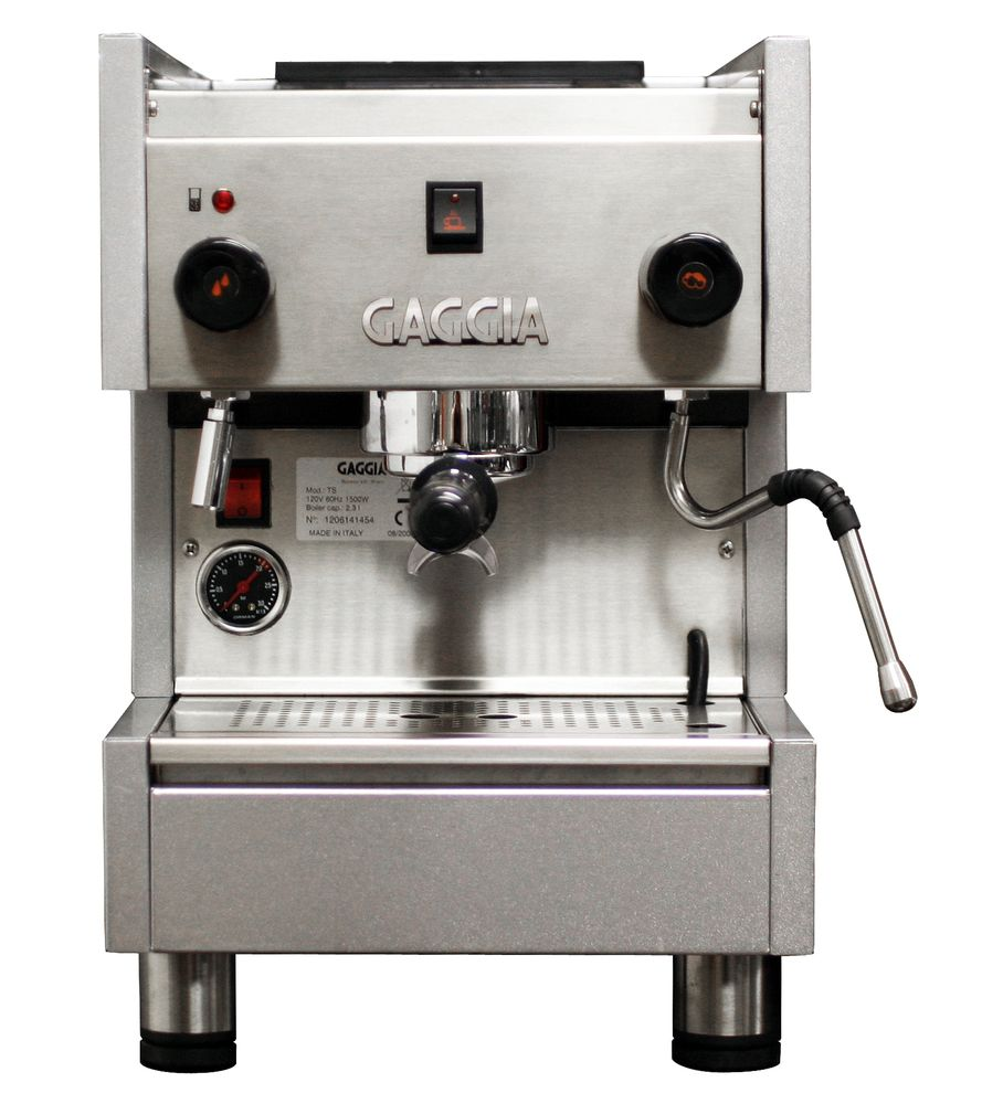 Gaggia has thrown its hat into the #prosumer market, with the launch ...