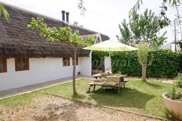 Fotos de barraca verda casa rural en sant jaume d 39 enveja tarragona las mejores terrazas y - Casa rural sant jaume de frontanya ...