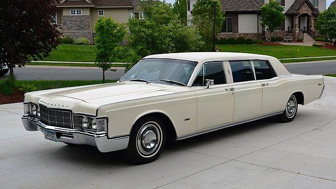 1969 lincoln lehmann petersen limousine luxury cars automobile1969 lincoln lehmann petersen limousine
