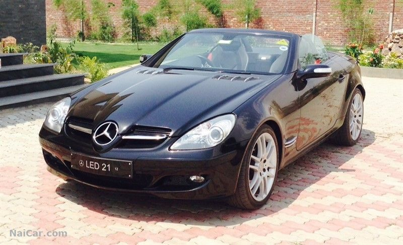 Mercedes Benz Slk Class 2007 For Sale In Lahore Pakistan 10606