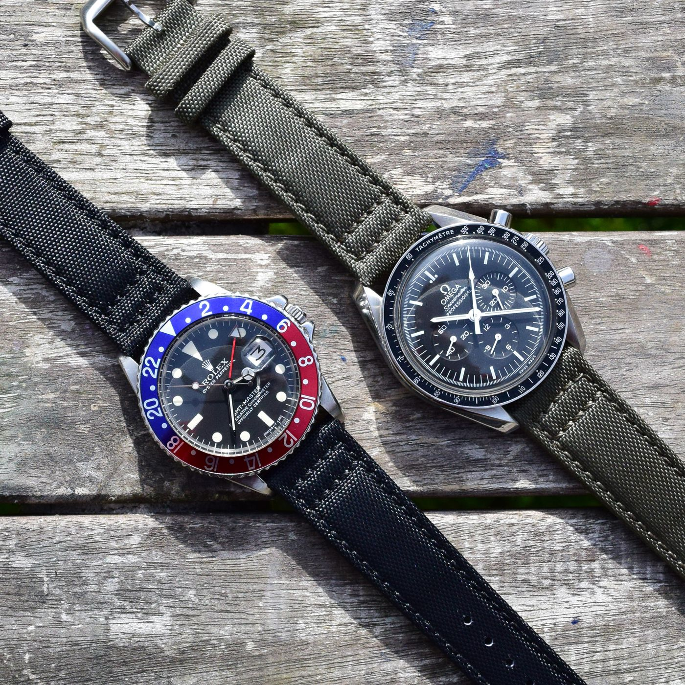 That Time We Gave Free Canvas Straps Away Tbt Watch Collection Watch Strap Dream Watches