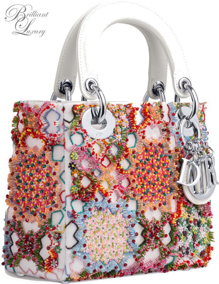 4d10fe3fa ♢Dior 'Lady Bag' Fall 2015-16 | Vintage Purses | Bags, Fashion bags ...