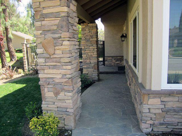 Columns For The Front Yard Pergula Plantas Pergola Ideias De Patio