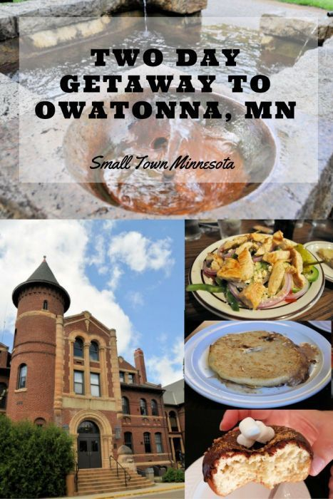 History Architecture And International Eats In Owatonna Mn Usa