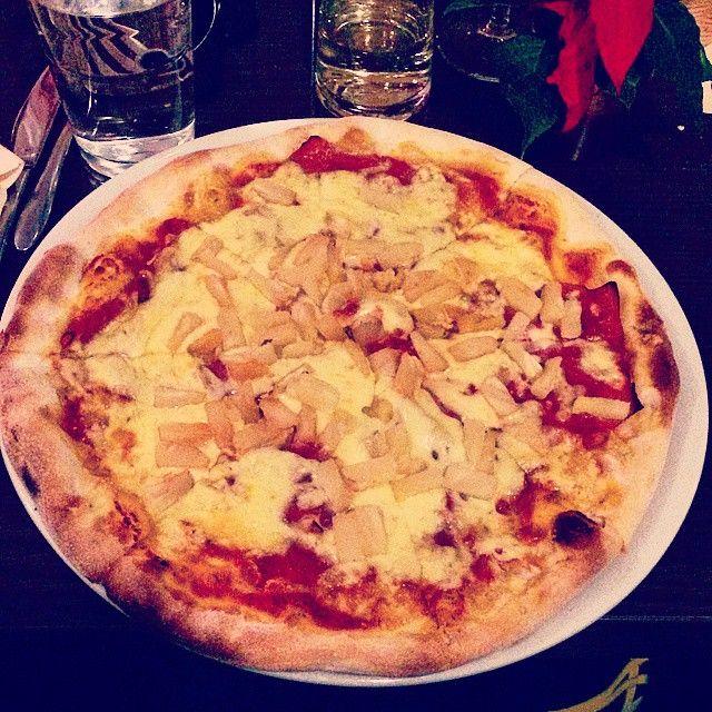 #hawai#pizza#christmasdinner#teamdinner#suhl#thuringen #ahorameengordo